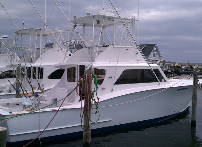 Outer banks fishing charters and hatteras fishing for Deep sea fishing outer banks nc
